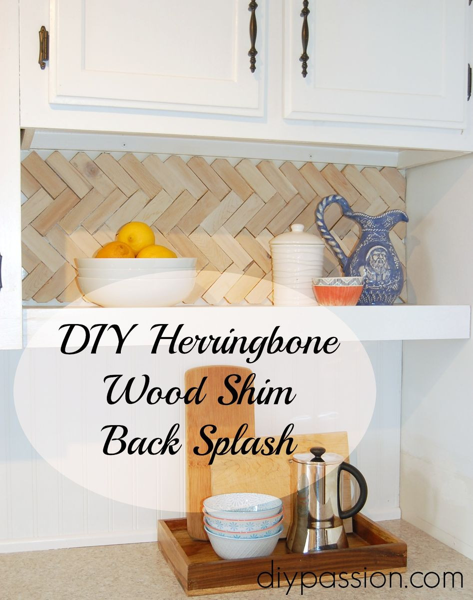 Best ideas about Wood Backsplash DIY . Save or Pin Hometalk Now.