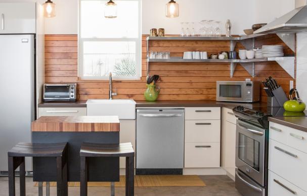 Best ideas about Wood Backsplash DIY . Save or Pin Tips for Wood Backsplashes Now.