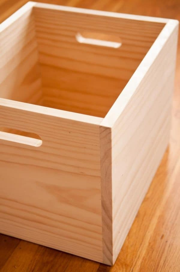 Best ideas about Wood Boxes DIY . Save or Pin 20 DIY Wooden Boxes and Bins to Get Your Home Organized Now.