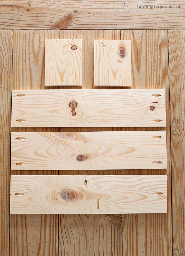 Best ideas about Wood Boxes DIY . Save or Pin DIY Wood Box Centerpiece Love Grows Wild Now.