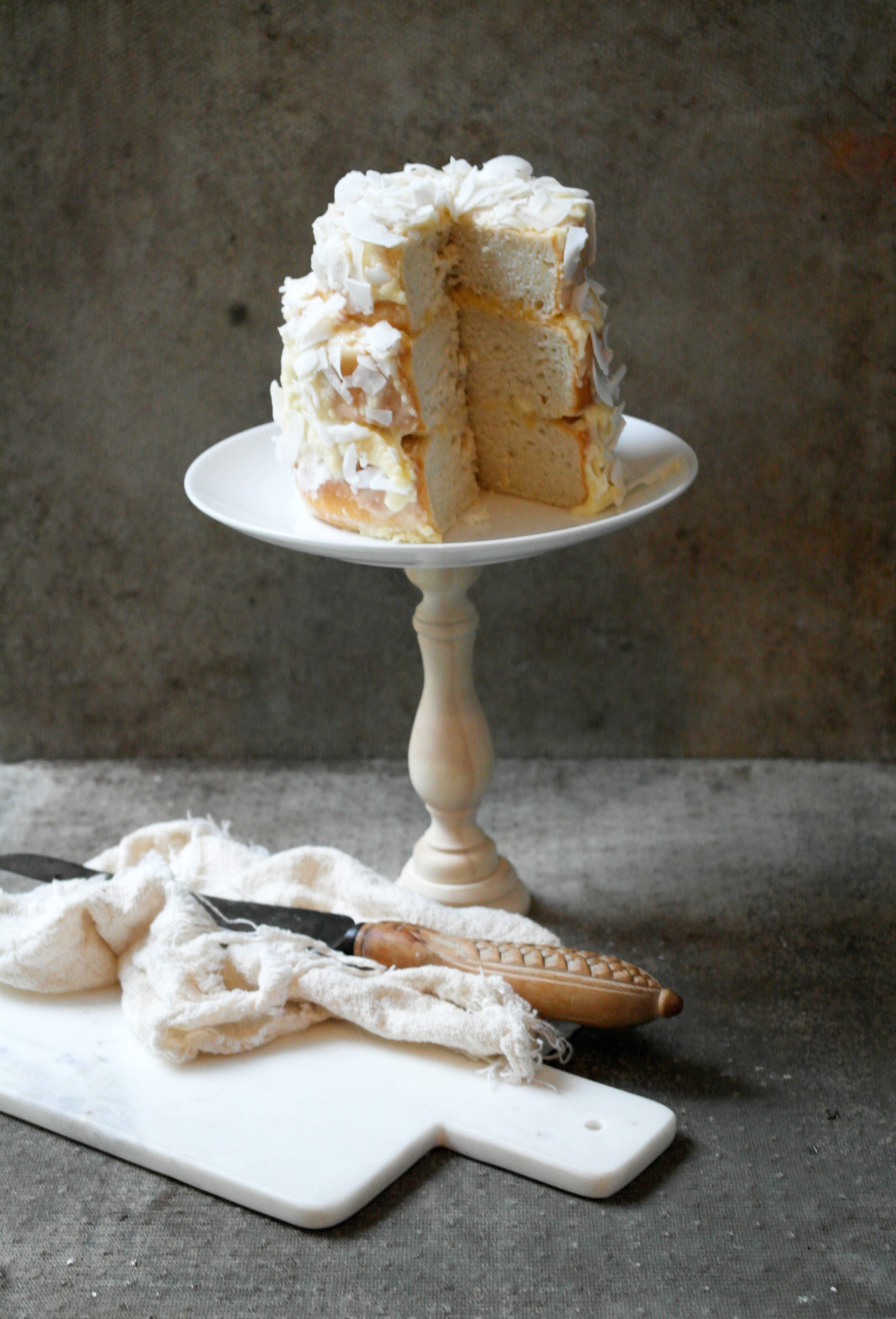 Best ideas about Wood Cake Stand DIY . Save or Pin DIY Wooden Cake Stand – Design Sponge Now.