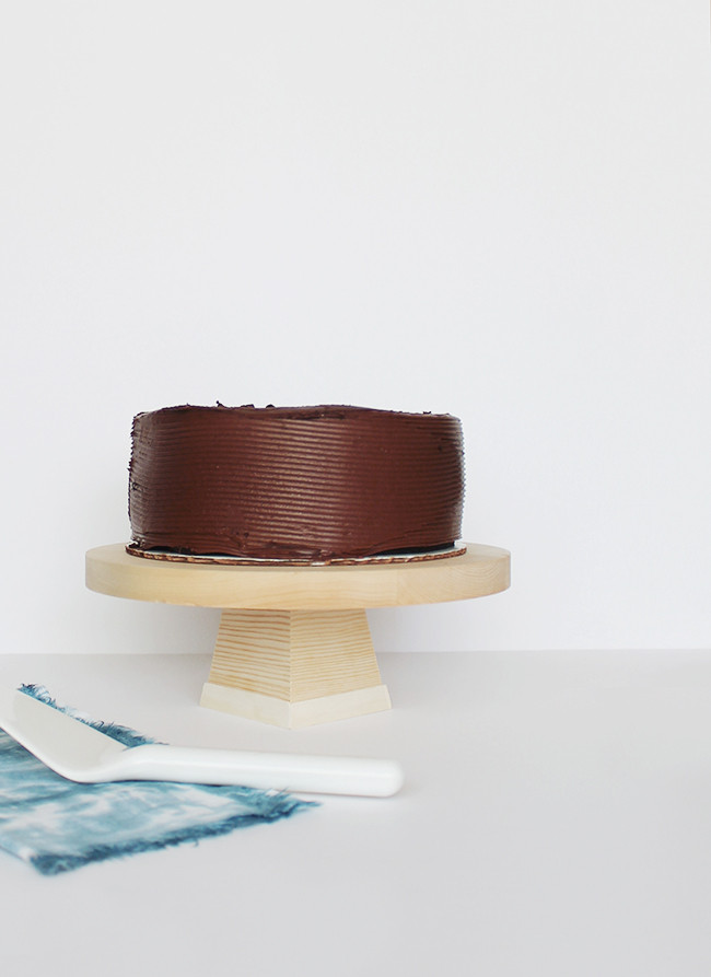 Best ideas about Wood Cake Stand DIY . Save or Pin DIY wood cake stand almost makes perfect Now.