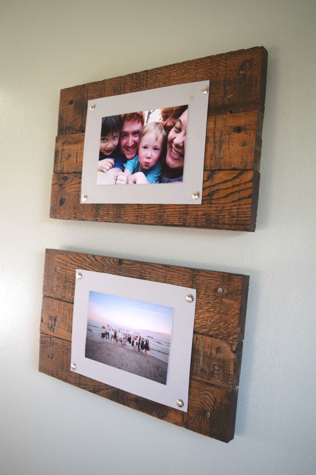 Best ideas about Wood Picture Frames DIY . Save or Pin 20 DIY Picture Frame Ideas For Personalized And Original Now.