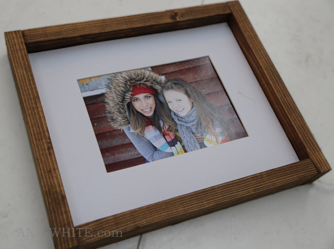 Best ideas about Wood Picture Frames DIY . Save or Pin Ana White Now.