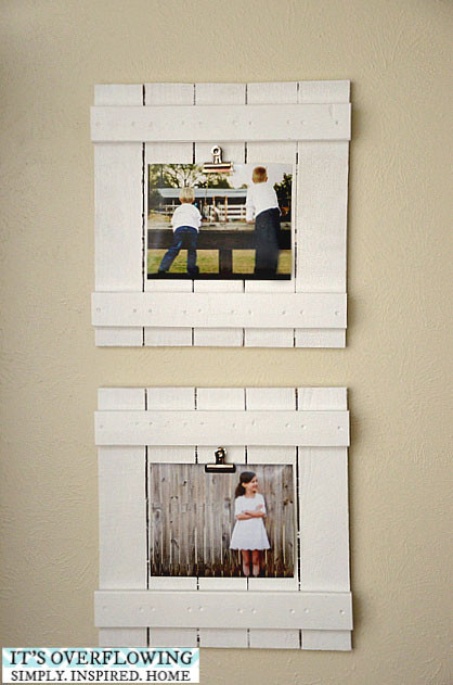Best ideas about Wood Picture Frames DIY . Save or Pin 20 best DIY frame tutorials It s Always Autumn Now.
