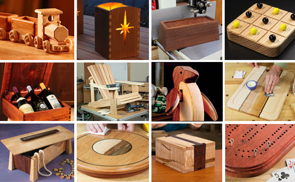 Best ideas about Wood Worker Gift Ideas . Save or Pin Holiday Gift Woodworking Projects Plan Ideas Now.