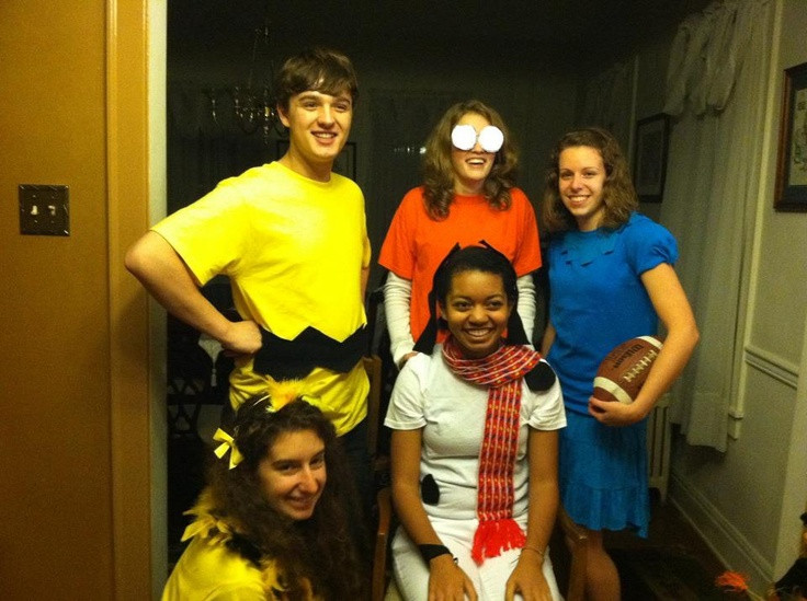 Best ideas about Woodstock Costume DIY . Save or Pin DIY Charlie Brown Costumes Snoopy Charlie Woodstock Now.