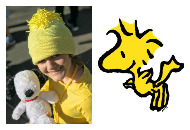 Best ideas about Woodstock Costume DIY . Save or Pin How to Make Your Own PEANUTS Costume Knott s Berry Farm Now.