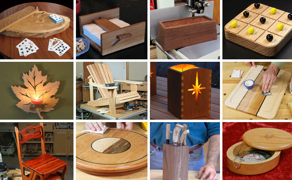 Best ideas about Woodworker Gift Ideas . Save or Pin Holiday Gift Woodworking Projects Plan Ideas Now.