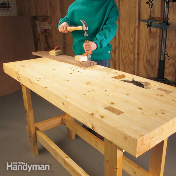 Best ideas about Work Bench DIY . Save or Pin Build a Work Bench a Bud Now.
