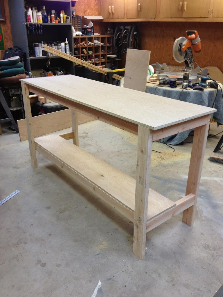 Best ideas about Work Bench DIY . Save or Pin DIY Workbench Wilker Do s Now.