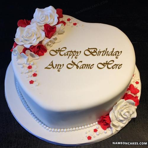 Best ideas about Write Name On Birthday Cake . Save or Pin Beautiful Birthday Cakes For Girls With Name Top Wishes Now.