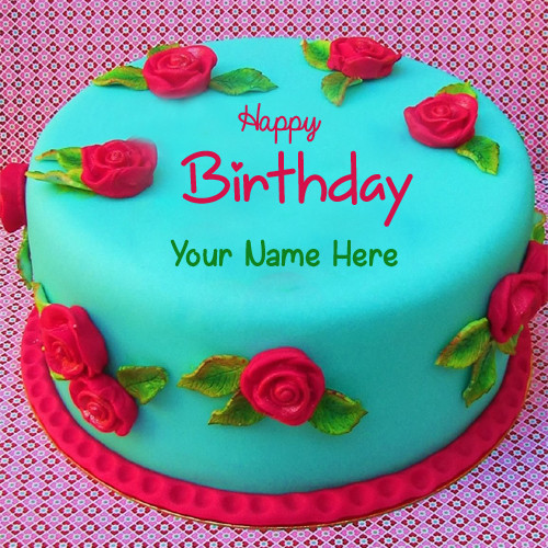 Best ideas about Write Name On Birthday Cake . Save or Pin Write Your Name on brithday cakes online pictures editing Now.