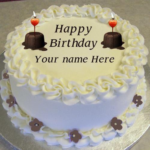 Best ideas about Write Name On Birthday Cake . Save or Pin write name on birthday cakes pics online name on cake Now.