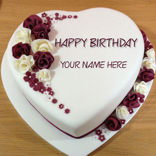 Best ideas about Write Name On Birthday Cake . Save or Pin Write Name on Best Wishes Birthday Cake line Free Now.