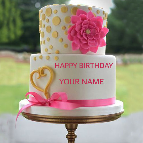 Best ideas about Write Name On Birthday Cake . Save or Pin Write Name on Birthday Cake Now.