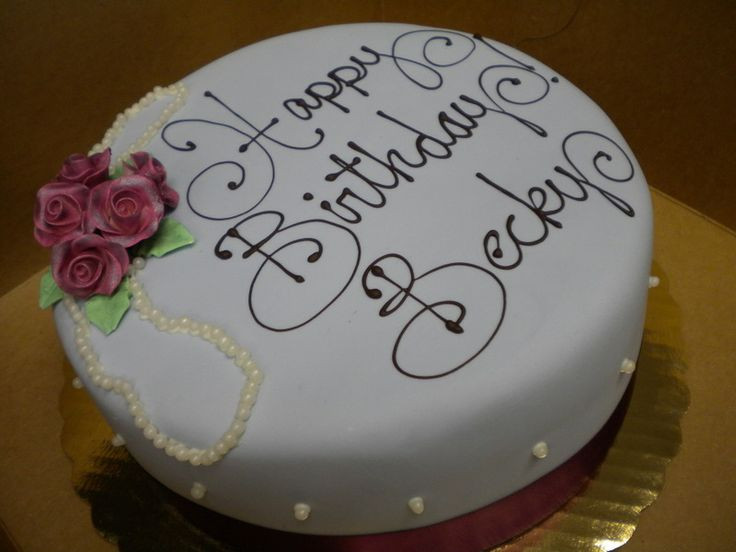 Best ideas about Write On Birthday Cake . Save or Pin Best 25 Cake writing ideas on Pinterest Now.