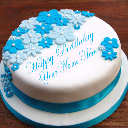 Best ideas about Write On Birthday Cake . Save or Pin Write Your Name on brithday cakes online pictures editing Now.