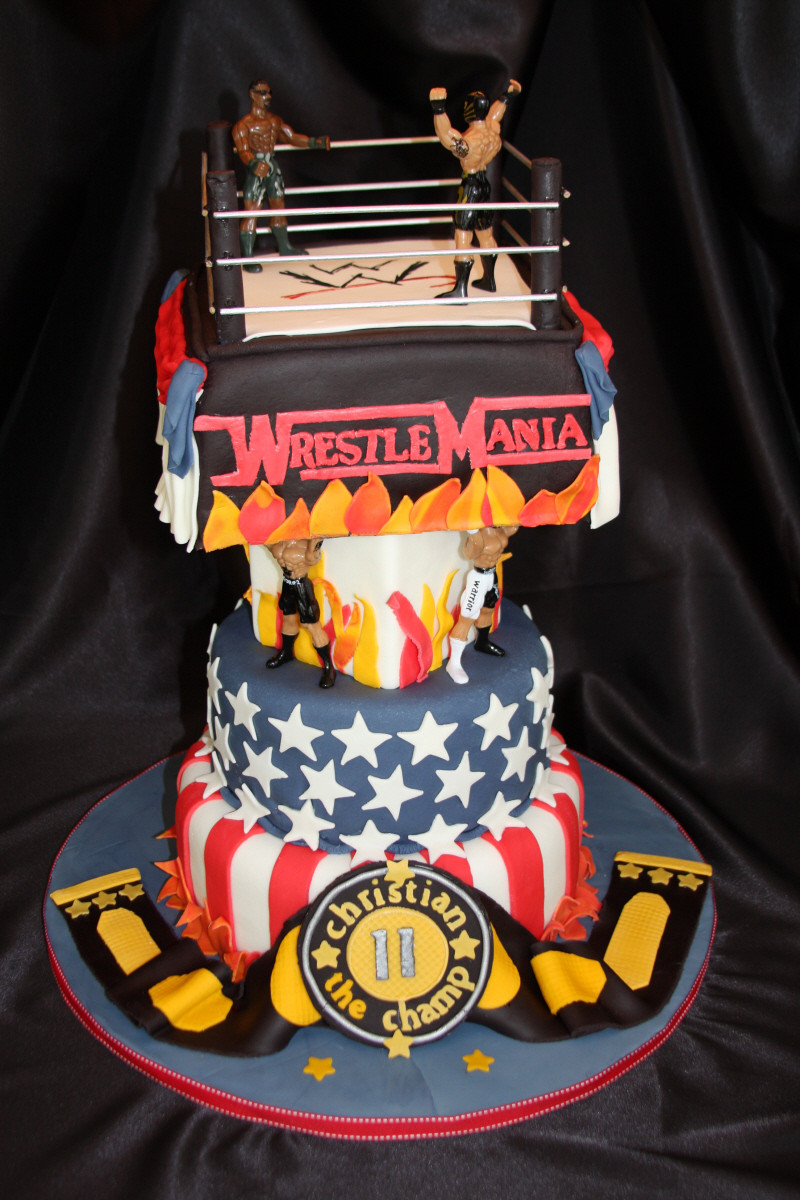 Best ideas about Wwe Birthday Decorations . Save or Pin WWE Birthday Party Now.