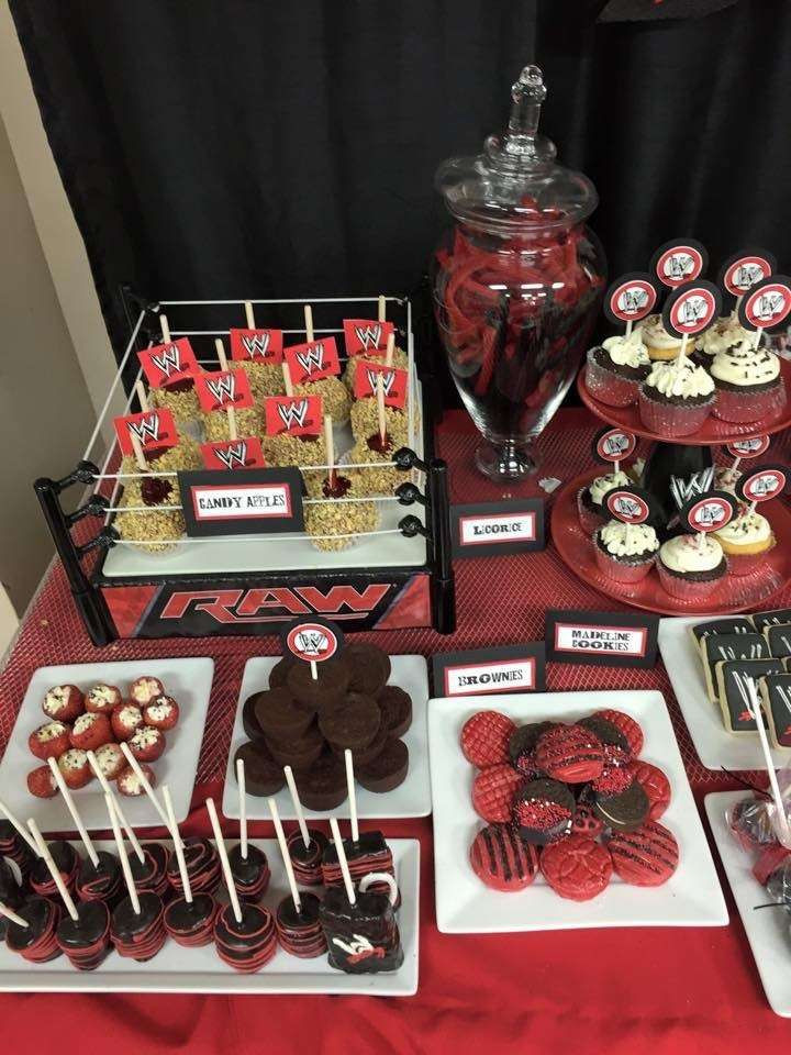 Best ideas about Wwe Birthday Decorations . Save or Pin Best 25 Wwe party ideas on Pinterest Now.