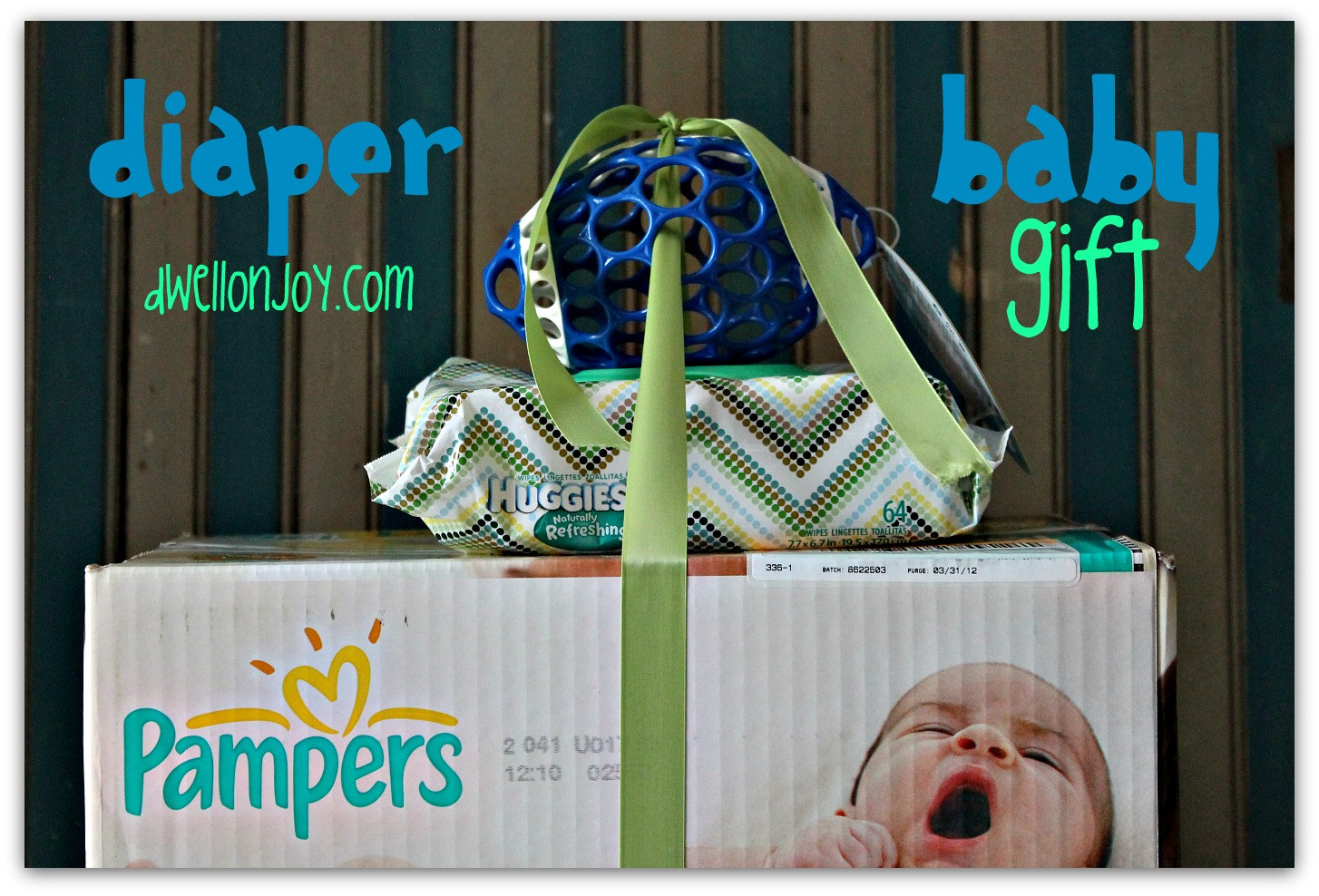 Best ideas about Www Ideas For A Gift For Family For New Baby . Save or Pin Diaper Baby Gift for New Parents Now.
