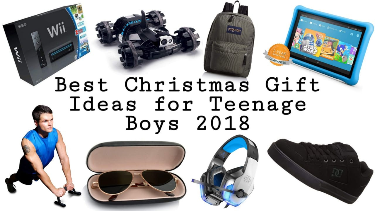 Best ideas about Xmas Gift Ideas For Boys . Save or Pin Best Christmas Gifts for Teenage Boys 2018 Now.