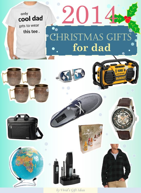 Best ideas about Xmas Gift Ideas For Dad . Save or Pin What Christmas Present to Get for Dad Now.
