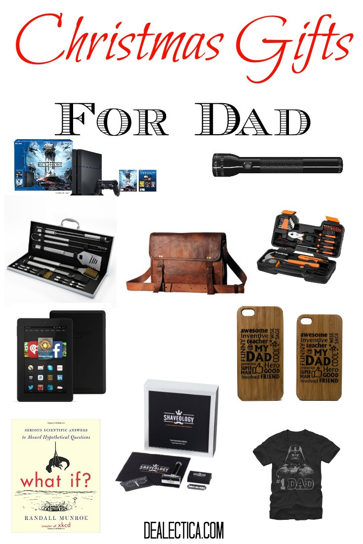 Best ideas about Xmas Gift Ideas For Dad . Save or Pin Amazing Christmas Gifts For Dad Now.