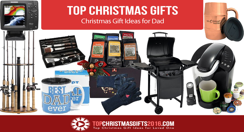 Best ideas about Xmas Gift Ideas For Dad . Save or Pin Best Christmas Gift Ideas for Dad 2017 Top Christmas Now.
