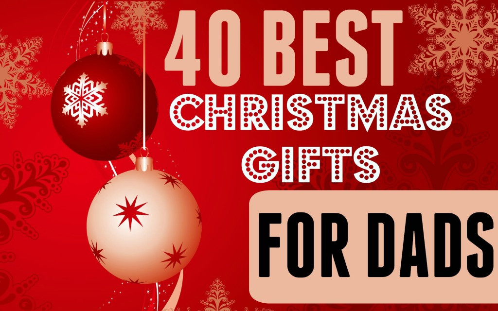 Best ideas about Xmas Gift Ideas For Dad . Save or Pin 40 Best Christmas Gifts for Dads Mocha Dad Now.