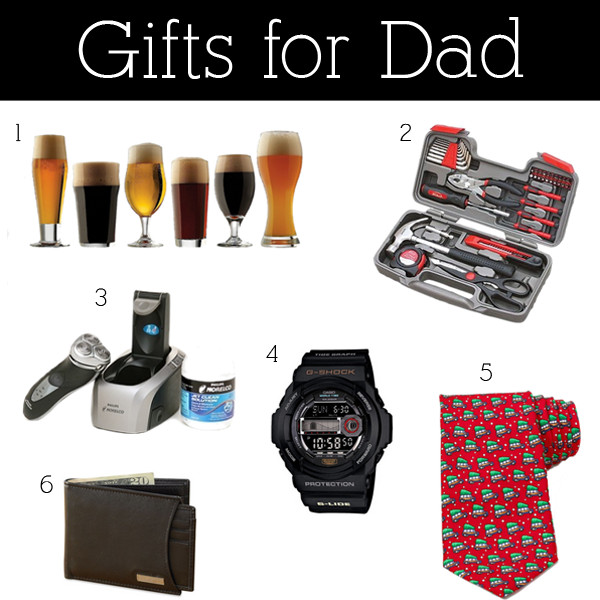 Best ideas about Xmas Gift Ideas For Dad . Save or Pin Christmas Gifts For Dad Now.