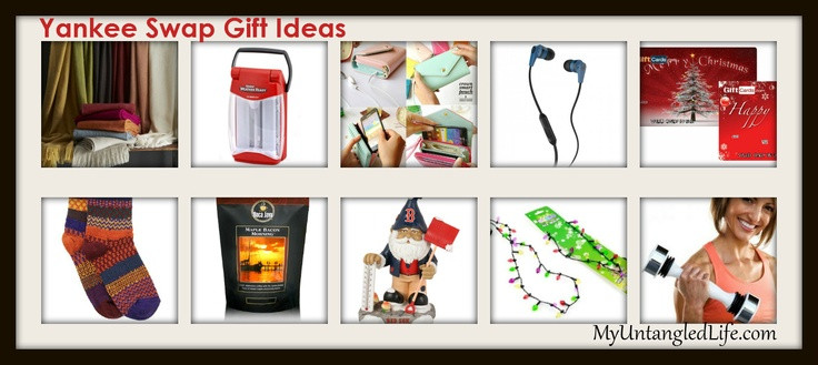 Best ideas about Yankee Swap Gift Ideas . Save or Pin Pin by Biks Wigglesworth on Yankee Swap Gift Ideas Now.