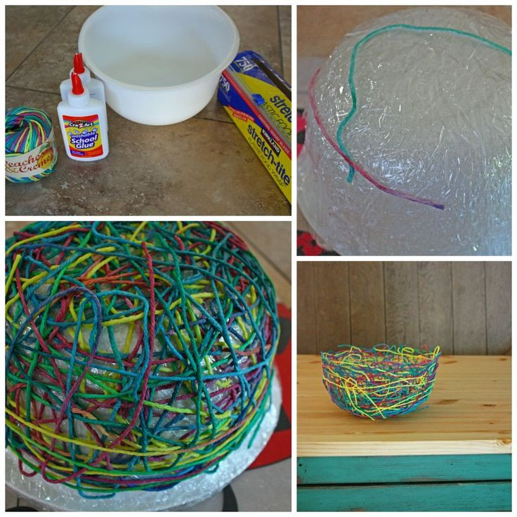 Best ideas about Yarn Bowl DIY . Save or Pin Yarn bowl DIY Wee es Pinterest Now.