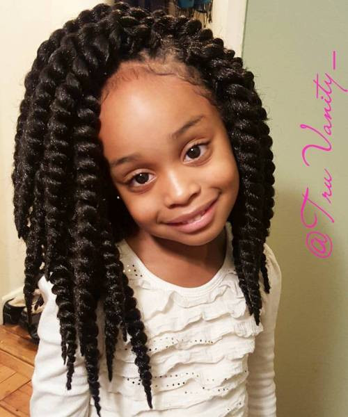 Best ideas about Young Black Girl Hairstyles . Save or Pin Black Girls Hairstyles and Haircuts – 40 Cool Ideas for Now.