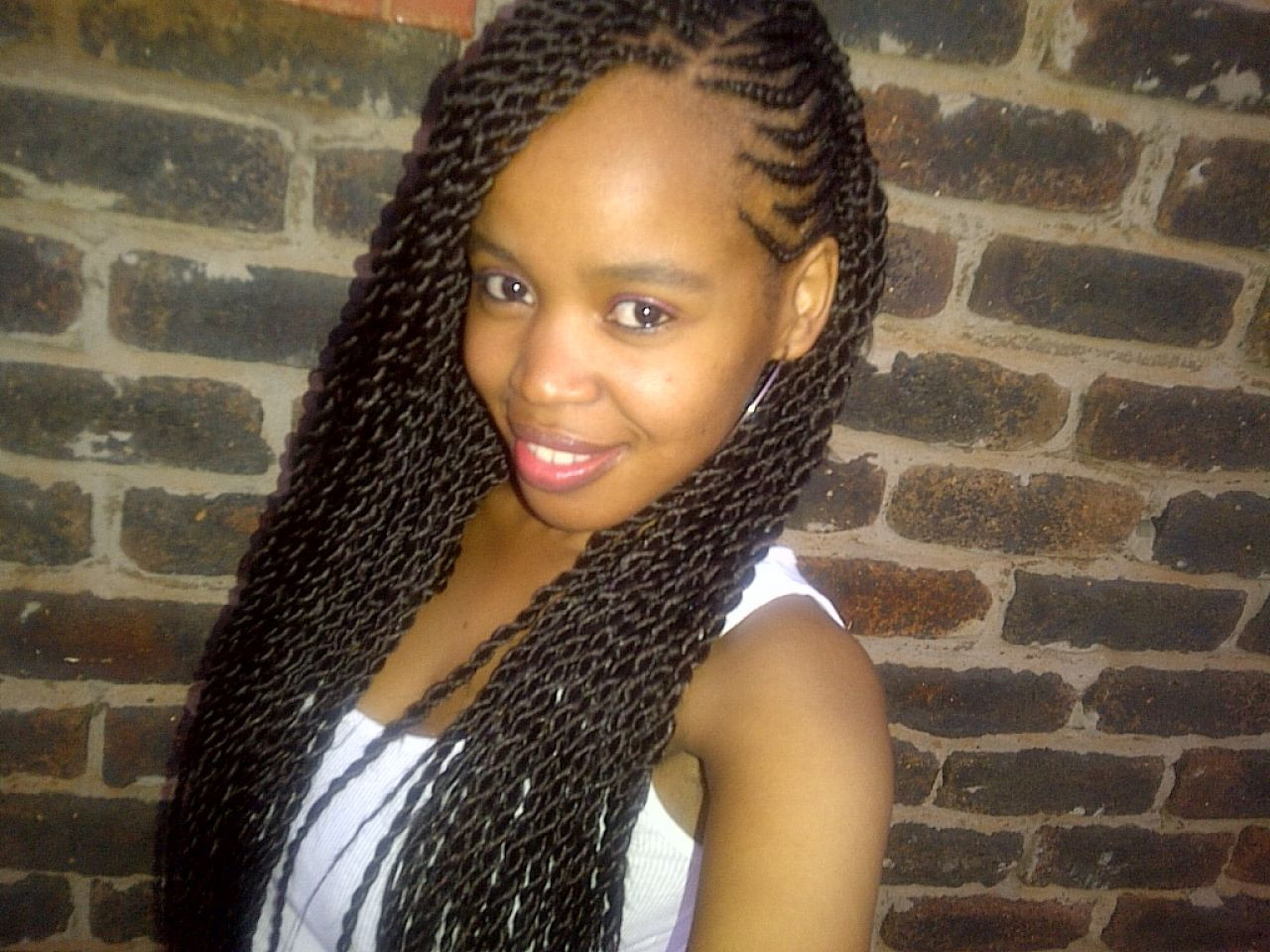 Best ideas about Young Black Girl Hairstyles . Save or Pin 20 Cute Hairstyles for Black Teenage Girls Now.