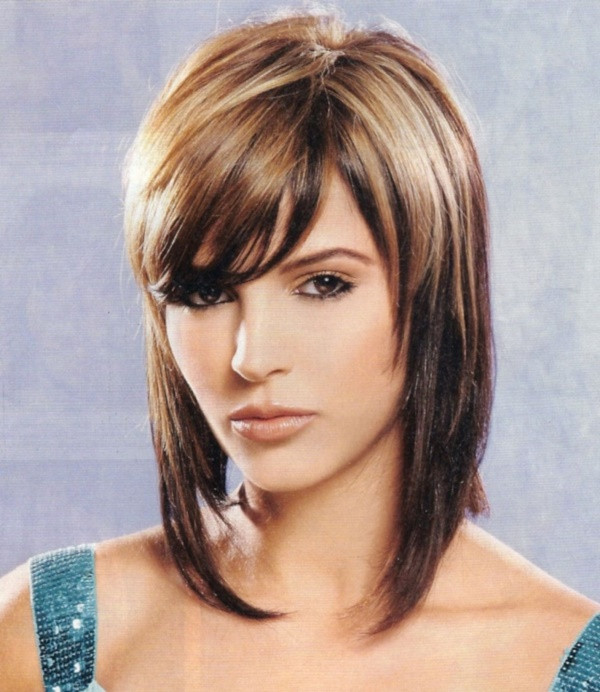 Best ideas about Young Girls Hairstyle . Save or Pin 40 New Shoulder Length Hairstyles for Teen Girls Now.