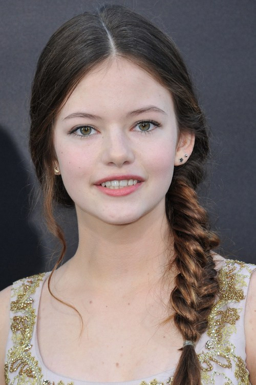 Best ideas about Young Girls Hairstyle . Save or Pin 40 Cute and Cool Hairstyles for Teenage Girls Now.