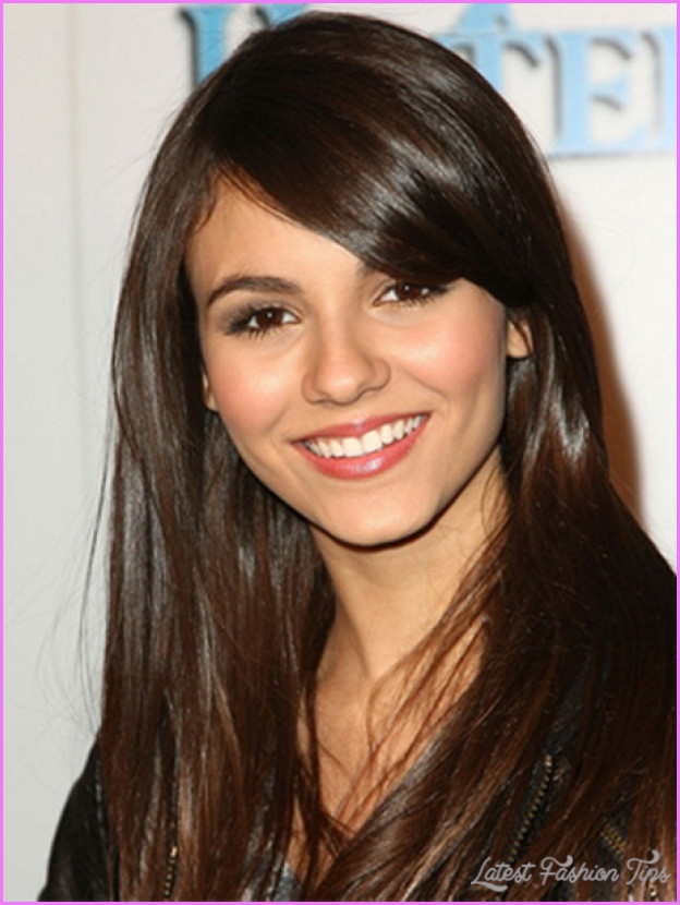 Best ideas about Young Girls Hairstyle . Save or Pin Teen girl haircuts for long hair Now.