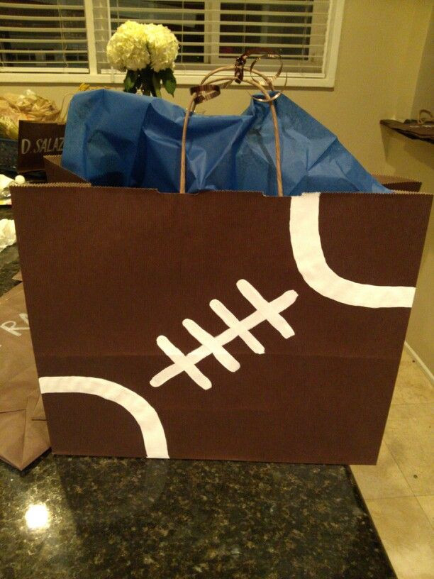 Best ideas about Youth Football Gift Ideas . Save or Pin Best 25 Senior football ts ideas on Pinterest Now.