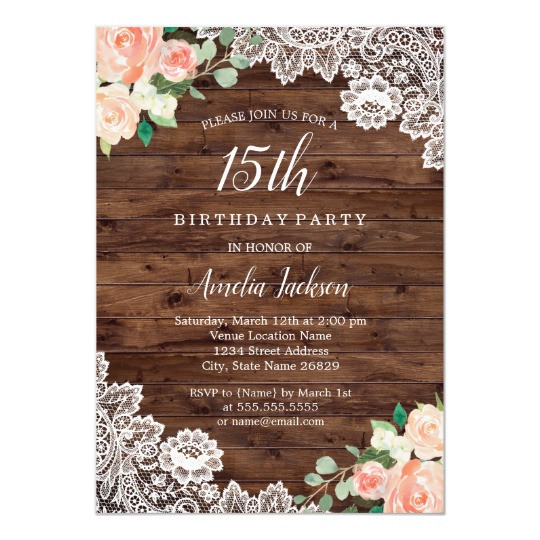 Best ideas about Zazzle Birthday Invitations . Save or Pin Birthday Invitations Now.