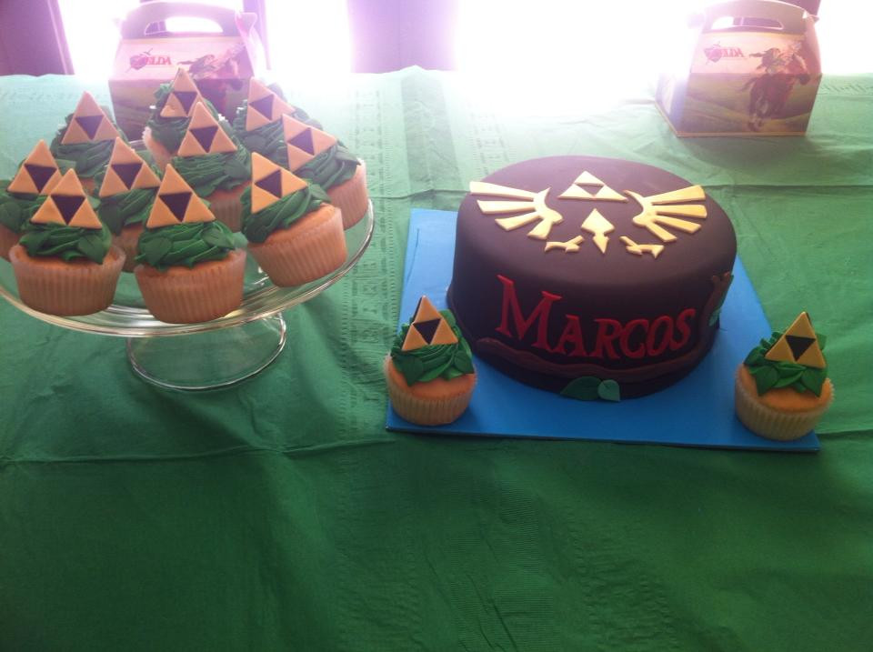 Best ideas about Zelda Birthday Cake . Save or Pin Confessions of a Make up Junkie Random Post The Now.