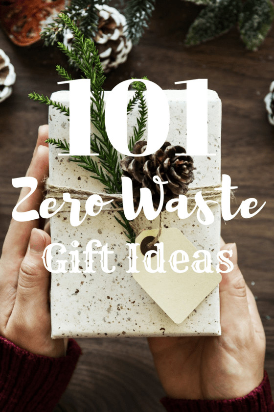 Best ideas about Zero Waste Gift Ideas . Save or Pin 101 Zero Waste Gift Ideas Zero Waste Nerd Now.
