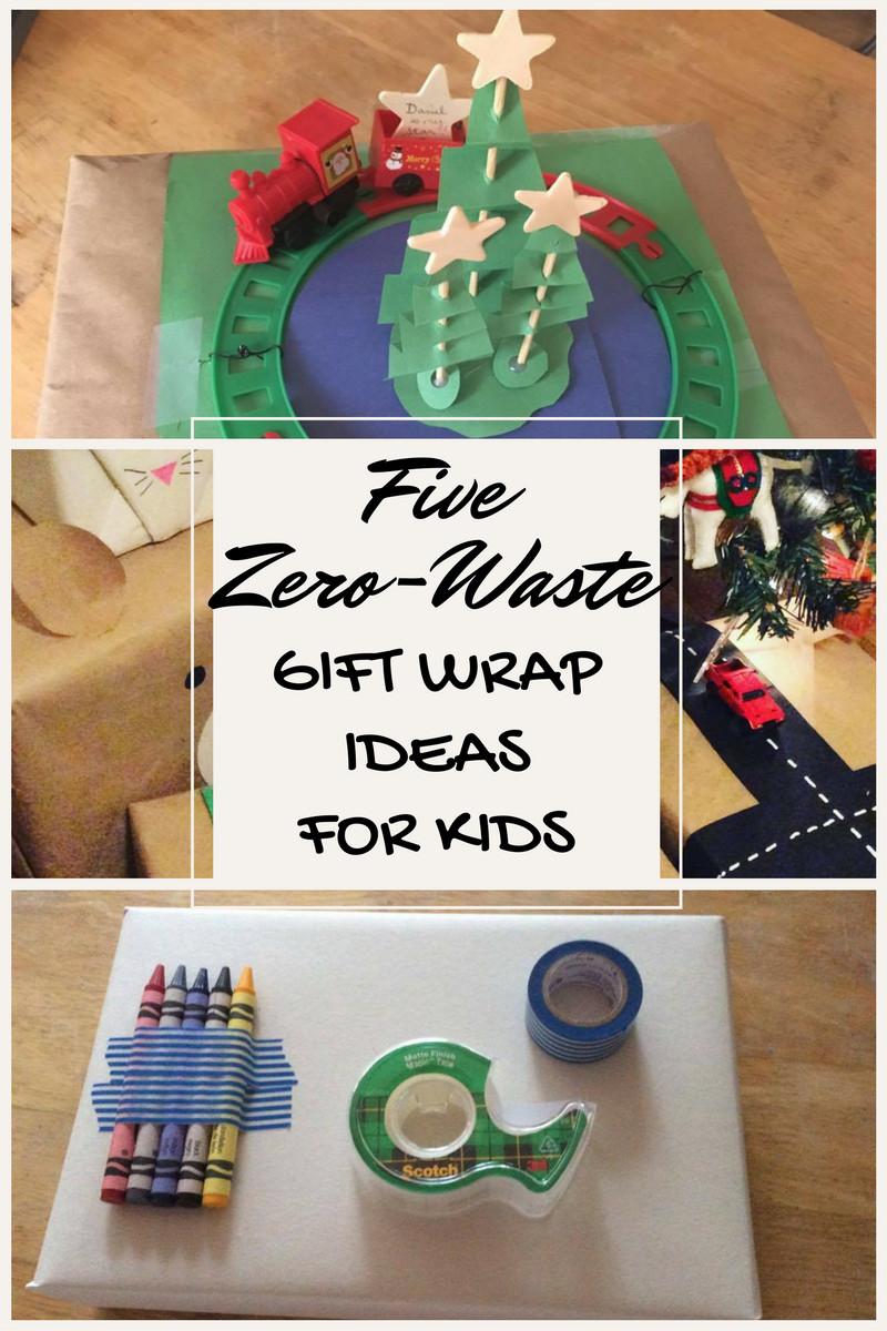 Best ideas about Zero Waste Gift Ideas . Save or Pin 5 Zero Waste Gift Wrap Ideas for Kids Now.