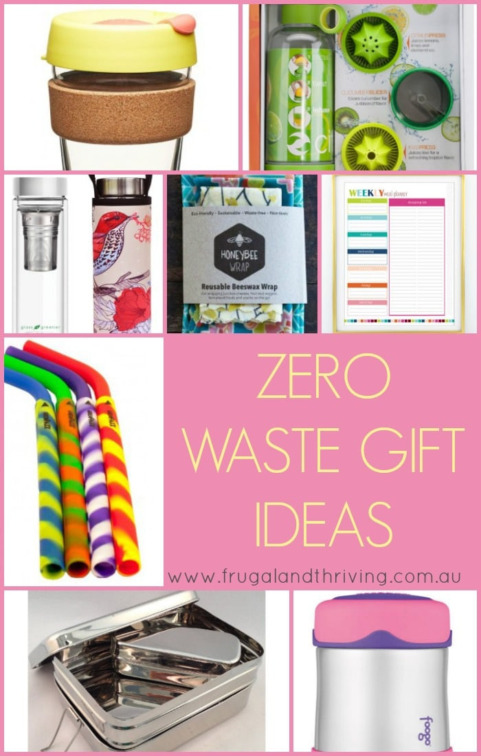 Best ideas about Zero Waste Gift Ideas . Save or Pin 32 Practical and Unusual Gift Ideas that Frugal People Now.