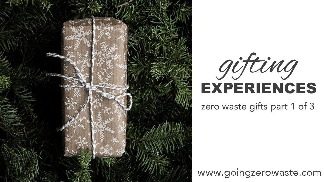 Best ideas about Zero Waste Gift Ideas . Save or Pin Giving Experiences Zero Waste Gift Ideas Now.