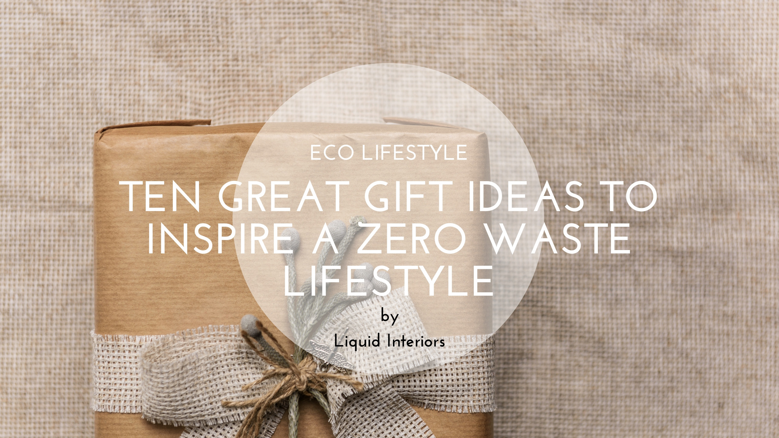Best ideas about Zero Waste Gift Ideas . Save or Pin 10 Great Gift Ideas To Inspire A Zero Waste Lifestyle Now.