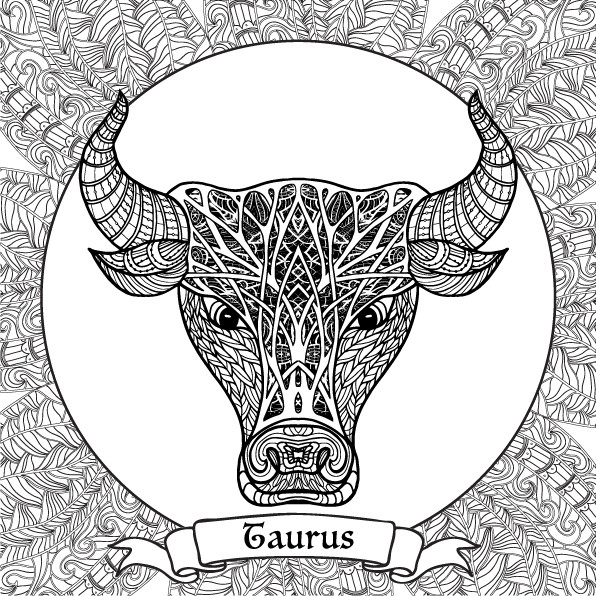 Best ideas about Zodiac Coloring Pages For Adults . Save or Pin Zodiac Signs Coloring Pages on Behance Now.