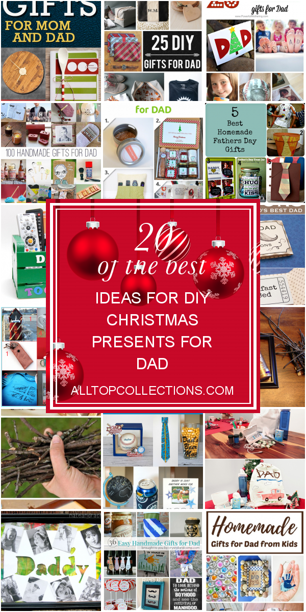 Diy Christmas Gifts For Mom.20 Of The Best Ideas For Diy Christmas Presents For Dad