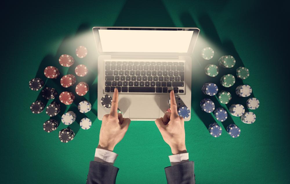 Online Casinos Test Chip